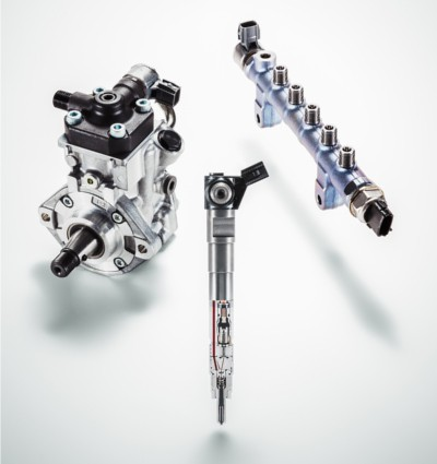 news: Denso announces 2500 bar common rail injection system