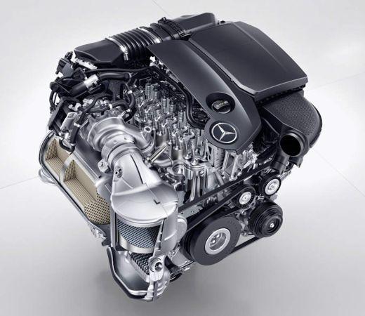 News Mercedes Benz Unveils The New Om 654 2 0 Liter