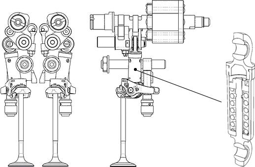 2301 honda h engine diagram variable valve actuation  vva   variable valve actuation  vva