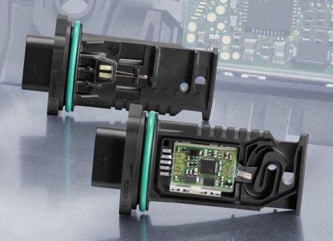 Hfm on Idle Control Sensor