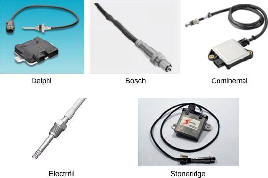Soot (PM) Sensors
