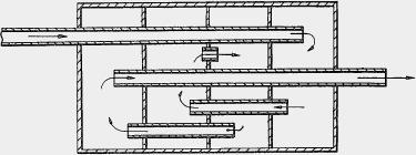 Figure 2 Reactive Muffler