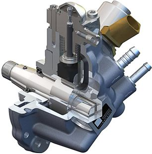 Common Rail Fuel Injection System Components