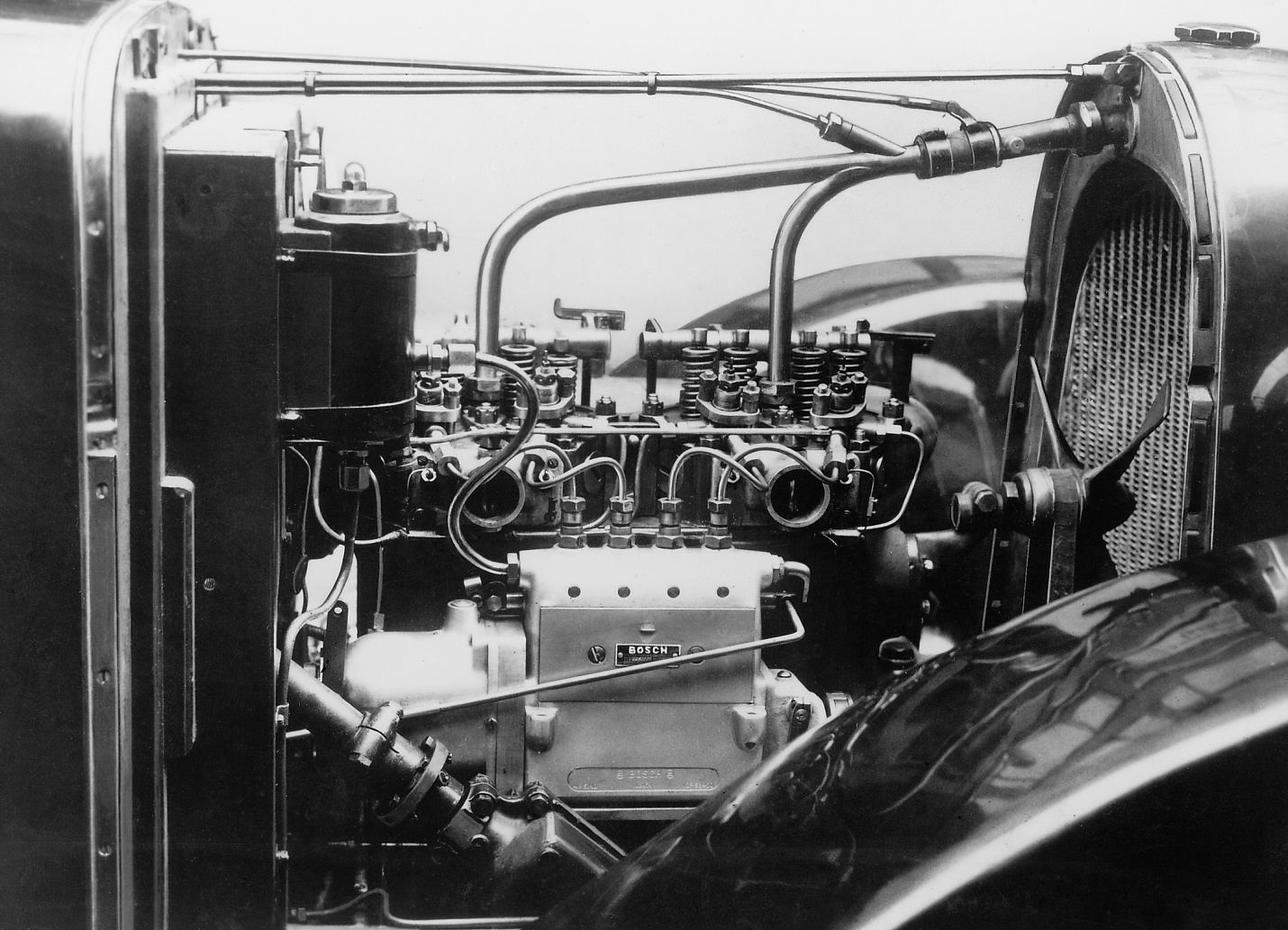 Early History of the Diesel Engine
